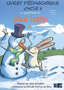Livret pédagogique José Lapin